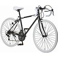 NEXTYLE (ネクスタイル) ロードバイク 700C シマノ21段変速[サムシフター] 2WAYブレーキシステム搭載 RNX-7021