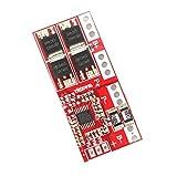 Lovoski バッテリ保護ボード 18650 モジュール 4S/3Sリチウムイオン 電池保護基板 短絡保護 過充電防止 - 4S;14.8V 14.8V 16.8V