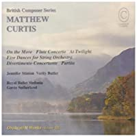 Curtis: Orchestral Works III