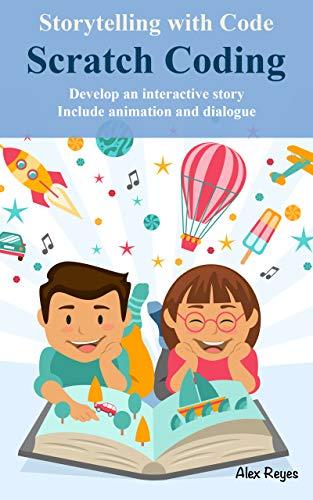 amazon scratch coding and storytelling english edition kindle