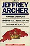 JEFFREY ARCHER II M S