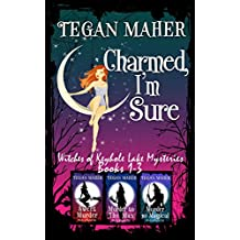 Charmed, I'm Sure: Witches of Keyhole Lake Mysteries Books 1-3