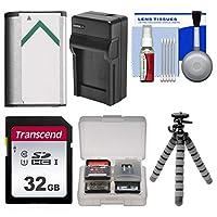 Essentialsバンドルfor Sony Cyber - shot DSC - h400、dsc-hx350、& dsc-hx400Vデジタルカメラwith 32GBカード+ NP - bx1バッテリー&充電器+ Flex三脚+キット