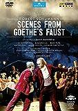 シューマン : 「ゲーテのファウスト」からの情景 (Robert Schumann : Scenes from Goethe's Faust / Daniel Barenboim | Staatskapelle Berlin) [DVD] [Import] [日本語帯・解説付]