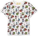 [トーマス] トーマスとその仲間たち 総柄 プリント 半袖 Tシャツ 男の子 342162110