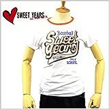 メンズ TシャツSYU726 ホワイト スウィート イヤーズ画像①