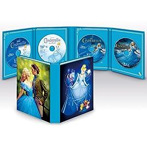 シンデレラ MovieNEXコレクション(期間限定) [ブルーレイ+DVD+デジタルコピー+MovieNEXワールド] [Blu-ray]