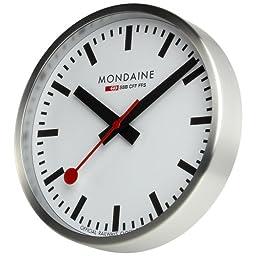 Wall Clock 25cm A990.CLOCK.16SBB
