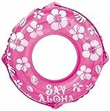 ドウシシャ 浮き輪 SayAloha ピンク 80cm