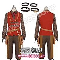 IDOLiSH 7風 七瀬 陸風 コスプレ衣装 (オーダーメイド)
