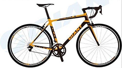 ジャイアントロードバイク 高級品  GIANT5700 イタリア製ホイール 黄約40%off