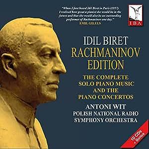 Rachmaninoff,Sergej - Idil Biret: Rachmaninov Edition (11 CD)
