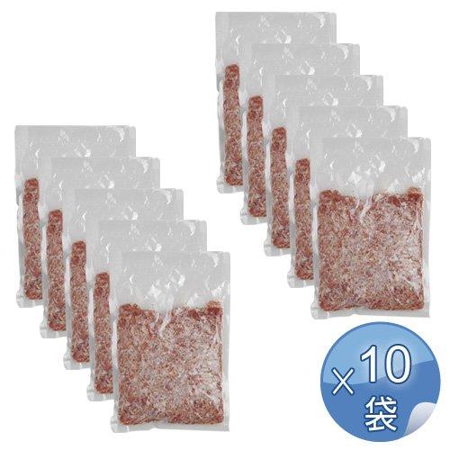 Montebello 冷凍サルシッチャベース 500g 10袋セット
