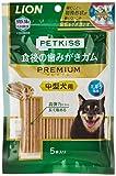 ペットキッス (PETKISS) 犬用おやつ 食後の歯みがきガム プレミアム 5本入
