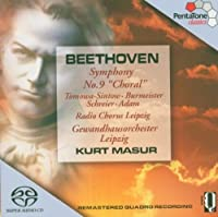 Symphony 9 by LUDWIG VAN BEETHOVEN (2005-07-19)