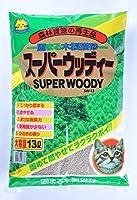常陸化工 猫砂 スーパーウッディー 13L