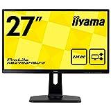 iiyama モニター ディスプレイ XB2783HSU-B3 (27インチ/フルHD(1920×1080)/AMVA+/DisplayPort,HDMI,D-sub/昇降/3年保証)