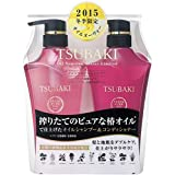 TSUBAKI オイルシャンプー&コンディショナー ジャンボペアセット (500ml+500ml)