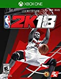 NBA 2K18: Legend Edition - XboxOne