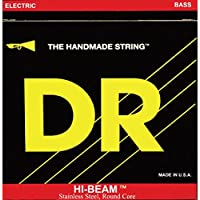 DR HI-BEAM MR5-45 Medium 5 String エレキベース弦×2セット