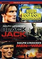 Dolph Lundgren Triple Threat [DVD] [Import]