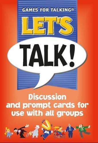 Download Let's Talk! (Games for Talking) 0863888402