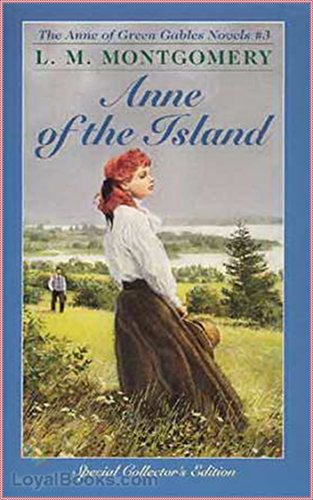 Anne of the Island [Vintage International] (Annotated) (English Edition)