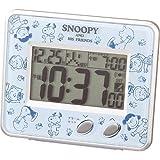 シチズン SNOOPY (スヌーピー) 目覚し時計 電波時計 R020 8RZ020-M04