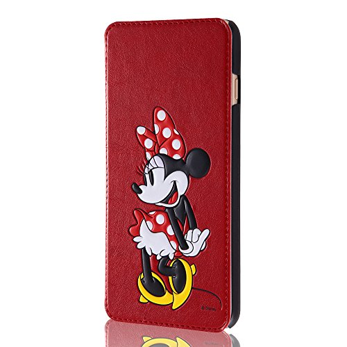 iPhone6 Plus/6s Plus ケース ディズニーポップアップ/ミニー RT-DP8J/MN...
