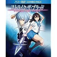 STRIKE THE BLOOD DVD/BD TV SERIES COLLECTION - ストライク・ザ・ブラッド