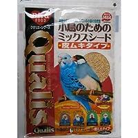クオリス 小鳥のためのミックスシード 皮むき 3.6kg