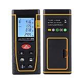 junda 距離測定器 測量計測量用品 RZ-T80 0.05-80m測量可能 防塵・防水性能IP54 工業用計測器