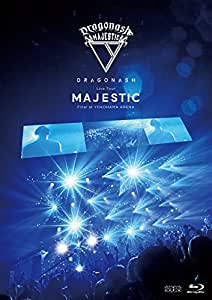 【早期購入特典あり】Live Tour MAJESTIC Final at YOKOHAMA ARENA(通常盤)(ALL CD JACKETマグネットシート+YOKOHAMA ARENA MEMORIAL POSTER付) [Blu-ray]