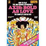 Guitar World -- How to Play the Jimi Hendrix Experiences Axis Bold As Love: The Complete Guitar DVD (DVD) [2009]