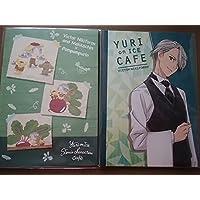 !ユーリ!!! on Ice Cafe Victor★ サンリオ コラボ ヴィクトル&ポムポムプリン B5 ノート 2冊セット