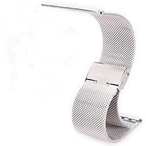 Leesentec ®apple watch 交換ステンレスメッシュバンド(38 mm)