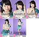 【横山由依】 個別生写真 AKB48 2016年03月度 回遊魚のキャパシティ 5枚コンプ