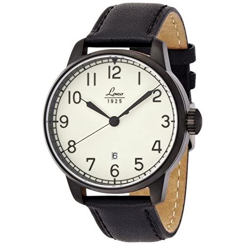 [ラコ]Laco 腕時計 ネイビー 電池 5気圧 防水 メンズ 861776 カサブランカ メンズ 【正規輸入品】