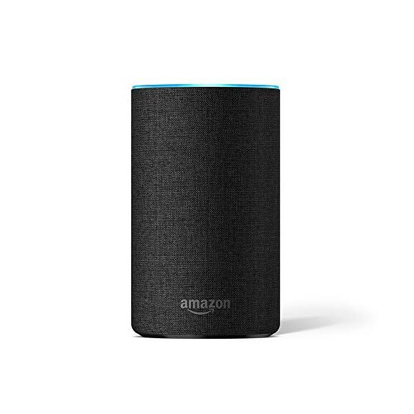Amazon Echo用ファブリックカバー チャコールの商品画像