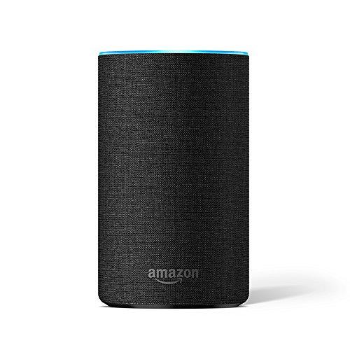 Amazon Echo用ファブリックカバー チャコール