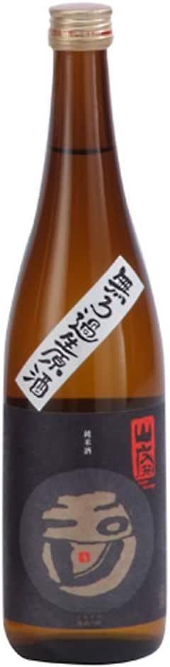 玉川 自然仕込 純米酒(山廃)無ろ過生原酒【北錦】 720ml