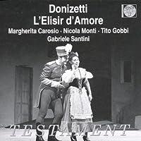 Donizetti: L'Elisir D'Amore by Margherita Carosio (2006-11-14)