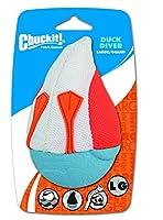 Chuckit!大型水陸両用ダックダイバー犬のおもちゃ