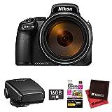 (セット)(コンパクトデジタルカメラ) ニコン COOLPIX P1000 (4960759148803) & ドットサイトDF-M1 特典セット (メール便不可)