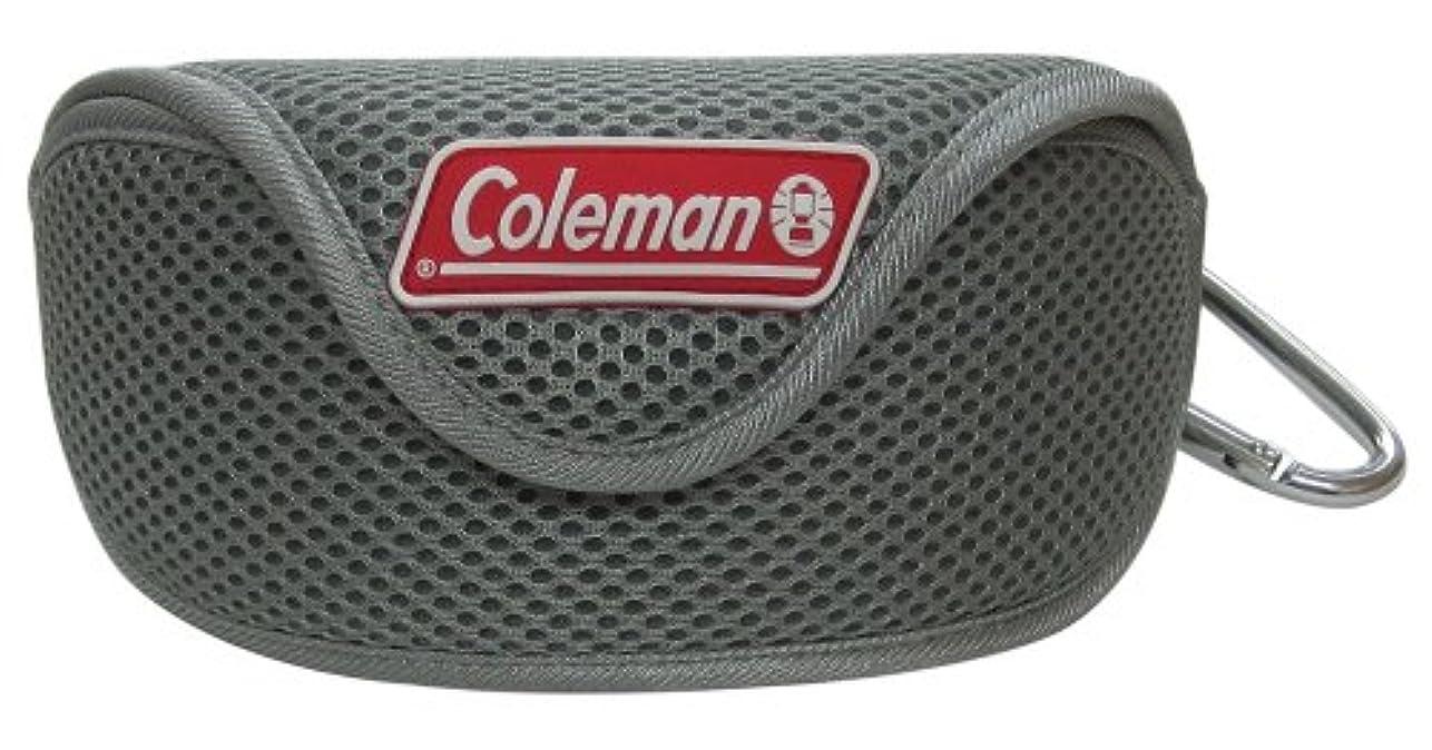 サンダー上翻訳者コールマン オリジナルサングラスケース ソフト CO08 グレー