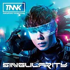 BIRI × BIRI -To SINGularity and Beyond- (Maozon Remix)♪西川貴教のCDジャケット