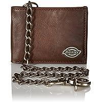 Dickies Men's Leather Slimfold Wallet