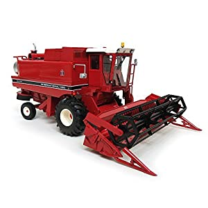1/32nd International 1460 European Axial Flow Combine with Grain Head [並行輸入品]