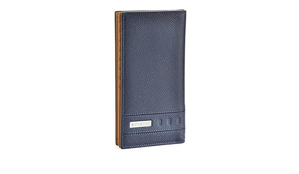5ca570a2afd2 Amazon | BVLGARI(ブルガリ) 財布 メンズ BVLGARI BVCKLE 2つ折り長財布 ネイビー 283456-0003-0032  [並行輸入品] | 財布