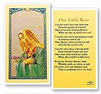 Hail Mary Gifts 25枚 リトルローズ聖カード1枚
